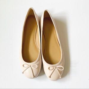 J Crew | Pale Pink Leather Ballet Flats 8